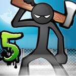 Anger of stick 5 zombie MOD Unlimited Money 1.1.13