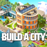 City Island 5 – Tycoon Building Simulation Offline MOD Unlimited Money 2.13.2