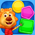 Colors Shapes – Kids Learn Color and Shape MOD Unlimited Money 1.2.3