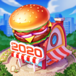 Cooking Frenzy Madness Crazy Chef Cooking Games MOD Unlimited Money 1.0.24
