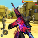 Counter Terrorist Critical Strike Force Special Op MOD Unlimited Money 3.4
