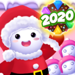 Ice Crush 2020 -A Jewels Puzzle Matching Adventure MOD Unlimited Money 3.1.3