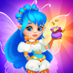 Merge Fairies – Best Idle Clicker MOD Unlimited Money 1.0.15