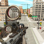 New Sniper Shooter Free offline 3D shooting games MOD Unlimited Money 1.71
