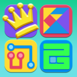 Puzzle King – Puzzle Games Collection MOD Unlimited Money 1.9.3