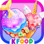 Unicorn Chef Mermaid Cooking Games for Girls MOD Unlimited Money 2.0