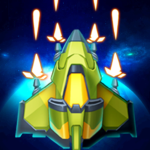 Wind Wings Space Shooter – Galaxy Attack MOD Unlimited Money 1.1.1