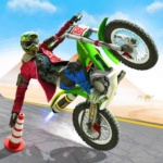 Bike Stunt 2 New Motorcycle Game – New Games 2020 MOD Unlimited Money 1.21