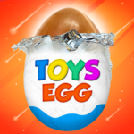 Chocolate Eggs fun for Kids MOD Unlimited Money 3.0.0