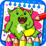 Fantasy – Coloring Book Games for Kids MOD Unlimited Money 1.17