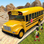 Offroad School Bus Driving Flying Bus Games 2020 MOD Unlimited Money 1.31