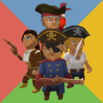 Pirates party 2 3 4 players MOD Unlimited Money 2.12