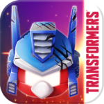 Angry Birds Transformers MOD Unlimited Money 2.4.1