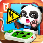 Baby Panda Home Safety MOD Unlimited Money 8.47.00.01