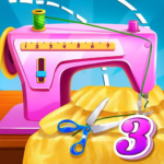 Baby Tailor 3 – Crazy Animals MOD Unlimited Money 3.7.5017