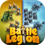 Battle Legion – Mass Battler MOD Unlimited Money 1.0.5