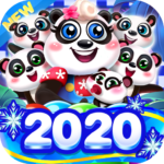 Bubble Shooter Sweet Panda MOD Unlimited Money 1.0.20