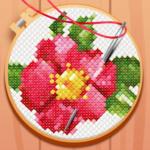 CROSS-STITCH COLORING BOOK MOD Unlimited Money 0.200.171