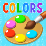 Colors for Kids Toddlers Babies – Learning Game MOD Unlimited Money 3.2.9