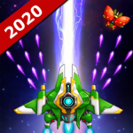 Galaxy Invader Space Shooting 2020 Premium Cracked 1.58