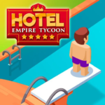 Hotel Empire Tycoon – Idle Game Manager Simulator MOD Unlimited Money 1.8.1