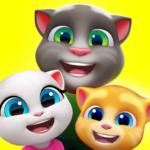 My Talking Tom Friends MOD Unlimited Money 1.0.11.1971