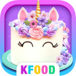 Unicorn Chef Cooking Games for Girls MOD Unlimited Money 4.1