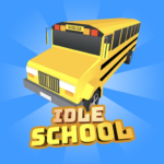 Idle School 3d – Tycoon Game MOD Unlimited Money 1.5