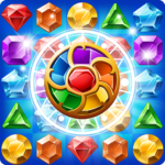 Jewels Time Endless match MOD Unlimited Money 2.7.0