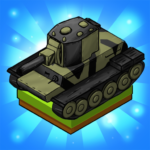 Merge Tanks Funny Spider Tank Awesome Merger MOD Unlimited Money 2.0.1