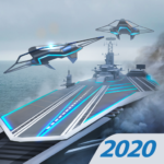 Pacific Warships World of Naval PvP Warfare MOD Unlimited Money 0.9.215