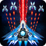 Space shooter – Galaxy attack – Galaxy shooter MOD Unlimited Money 1.447