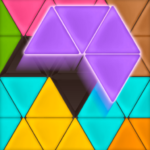Triangle Tangram MOD Unlimited Money 1.62