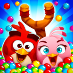 Angry Birds POP Bubble Shooter MOD Unlimited Money 3.83.1