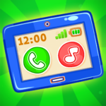 Babyphone tablet – baby learning games drawing MOD Unlimited Money 1.9.14