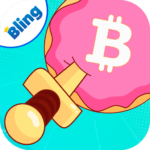 Bitcoin Food Fight – Get REAL Bitcoin MOD Unlimited Money 2.0.3