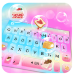Colorful Bubbles Keyboard Theme Premium Cracked 4.0