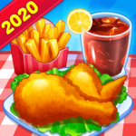 Cooking Dream Crazy Chef Restaurant Cooking Games MOD Unlimited Money 5.15.131