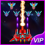 Galaxy Attack Alien Shooter Premium MOD Unlimited Money 28.7