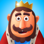 Idle King Tycoon Clicker MOD Unlimited Money 0.3.86