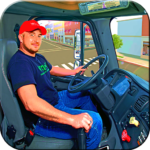 In Truck Driving Euro Truck 2019 MOD Unlimited Money 1.1