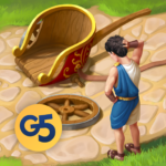 Jewels of Rome Match gems to restore the city MOD Unlimited Money