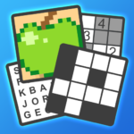 Puzzle Page – Crossword Sudoku Picross and more MOD Unlimited Money 3.31