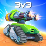 Tanks A Lot – Realtime Multiplayer Battle Arena MOD Unlimited Money 2.56