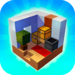 Tower Craft 3D – Idle Block Building Game MOD Unlimited Money 1.8.3