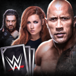 WWE SuperCard Multiplayer Card Battle Game MOD Unlimited Money 4.5.0.5299039