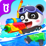 Baby Pandas Treasure Island MOD Unlimited Money 8.48.00.01