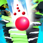Ball Run Stack – 8 Ball Game Stack Ball 3D Helix MOD Unlimited Money 36