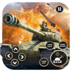 Battle Tank games 2020 Offline War Machines Games MOD Unlimited Money 1.6.2.2