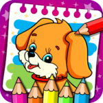 Coloring Learn Animals – Kids Games MOD Unlimited Money 1.16